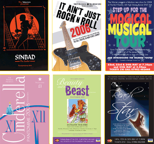 A selection of programmes from our shows